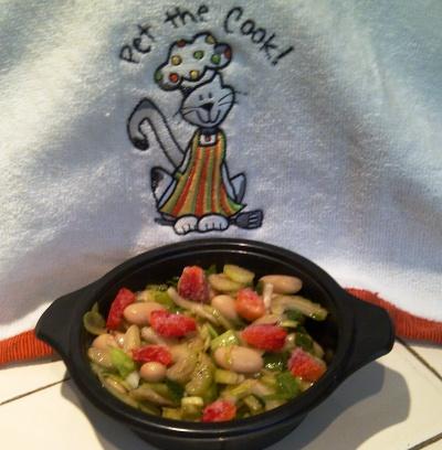 Florentine salad 4