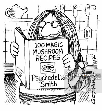 Psychedelia Smith Cook Book.