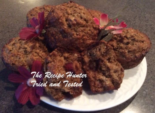 TRH Es's High Fibre Bran Muffins for Young and Old