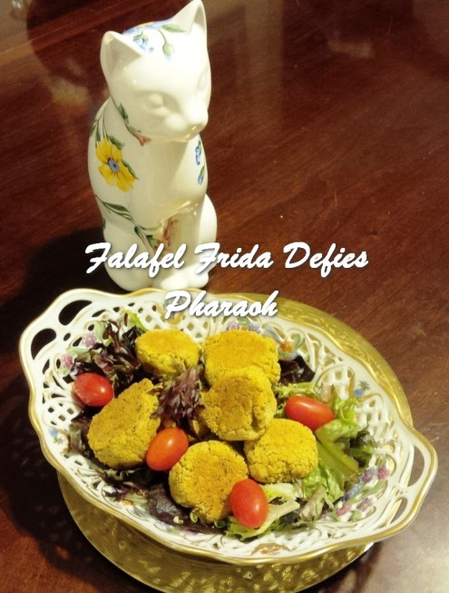 Falafel Frida Defies Pharaoh