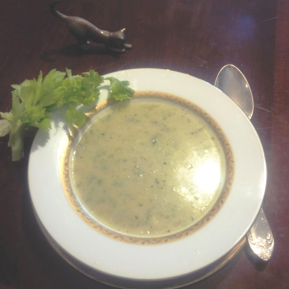 Zoodles soup 5