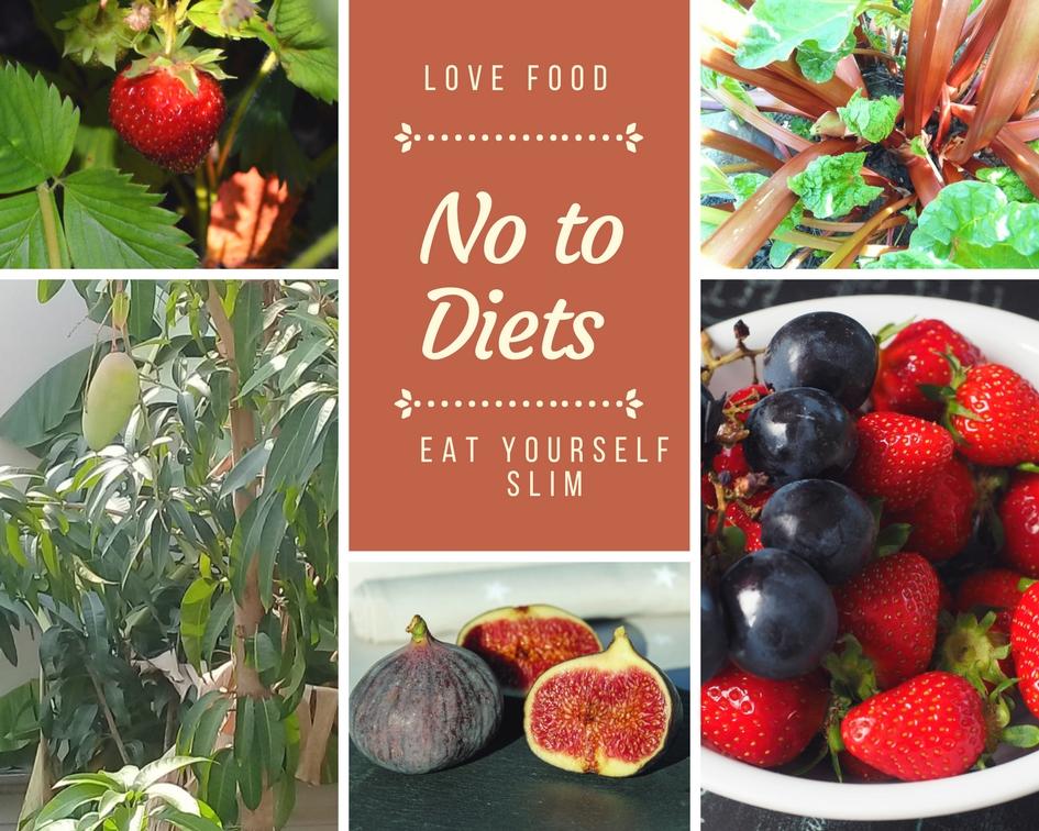 No Diets- sugar-fruit-natural sugars