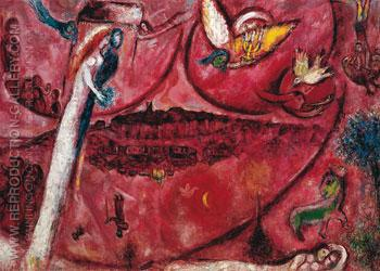 Chagall Song of Songs