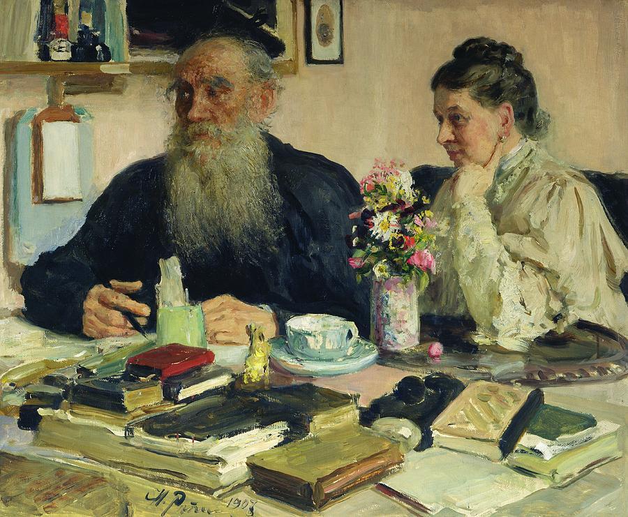 leo-tolstoy-with-his-wife-in-yasnaya-polyana-ilya-efimovich-repin