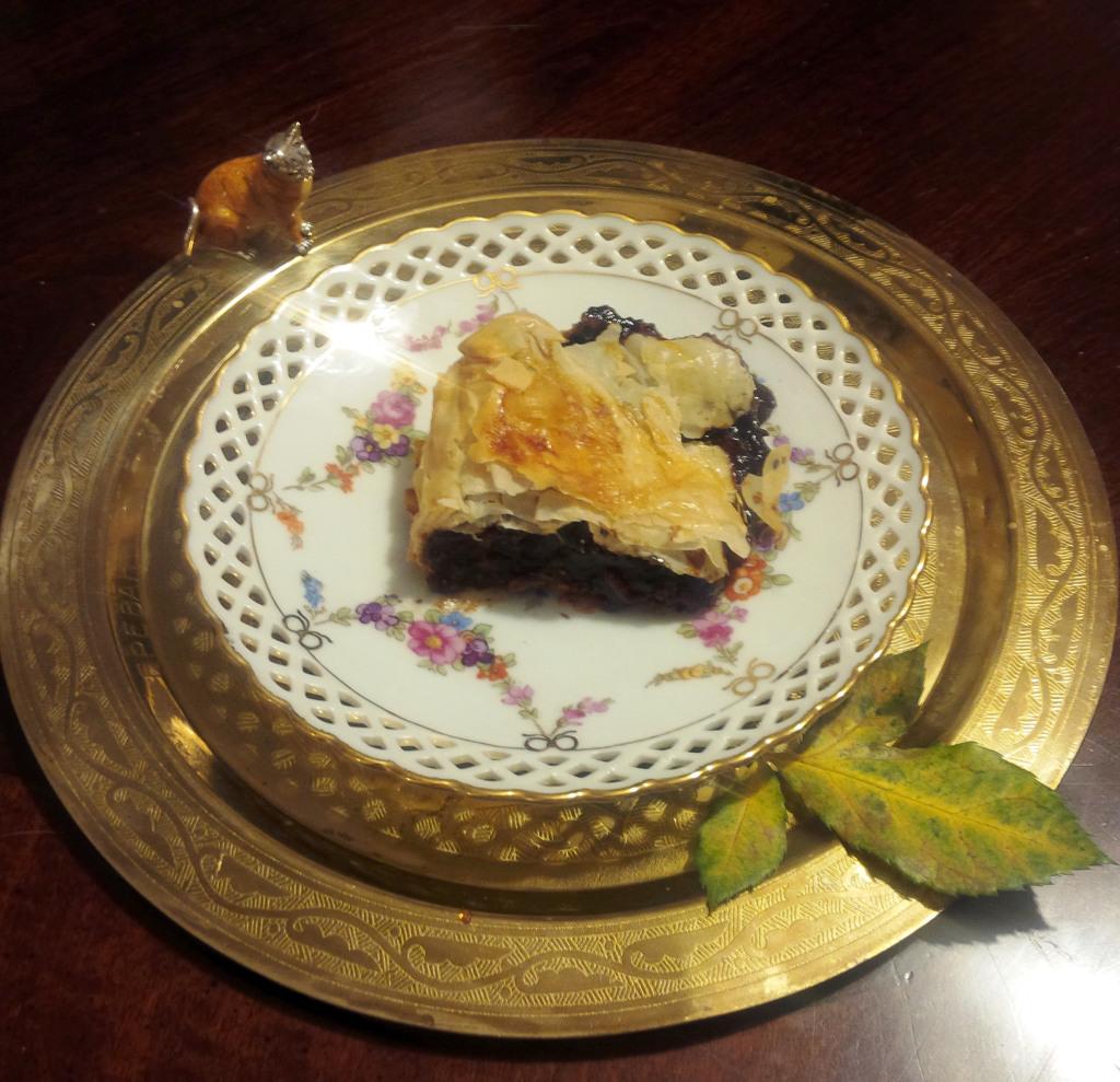 My Grandmother's Recipes: Part 7, Strudel.