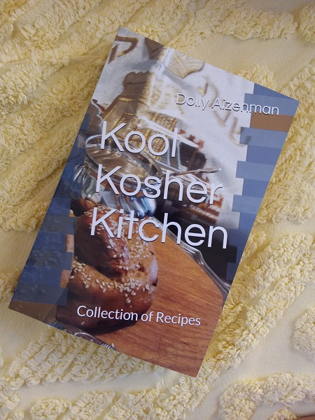 Front cover, Kool Kosher Kitchen