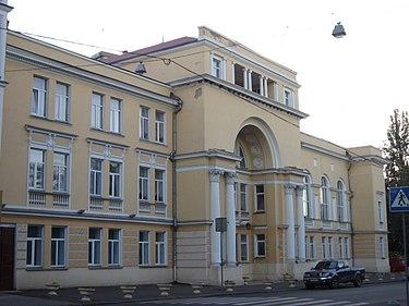 Stolyarcky school